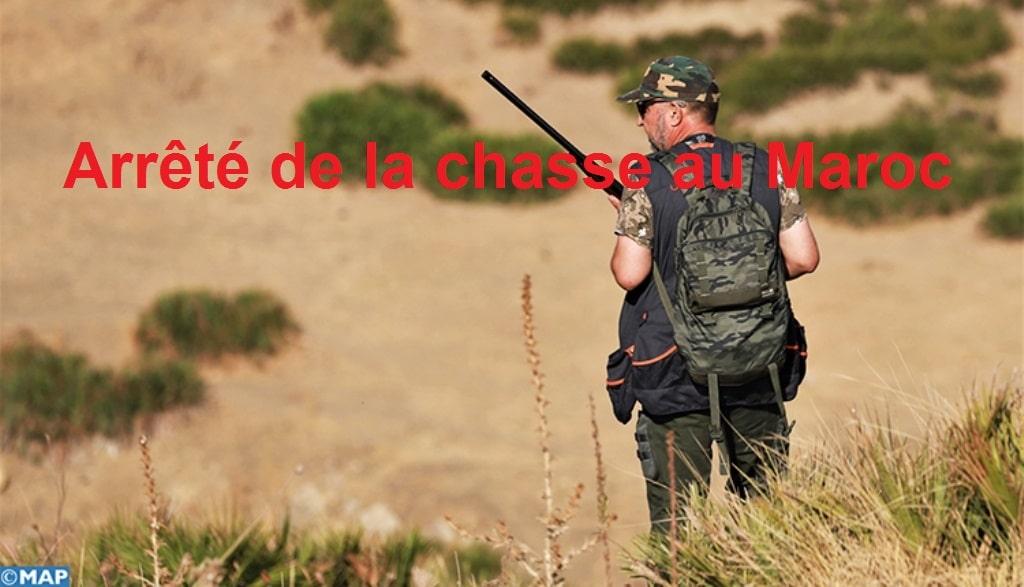 Arrêté annuel de la chasse au Maroc, 2020/2021